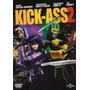 Dvd Kick-ass 2 (semi Novo)