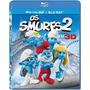 Blu-ray 3d + Bluray: Os Smurfs 2 (original Lacrado)