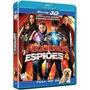 Blu-ray 3d - Pequenos Espiões 4 - Spy Kids 4 Novo Lacrado