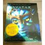 (blu-ray 3d / 2d + Dvd) Avatar (capa Luva Lenticular)