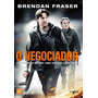 Dvd Original Do Filme O Negociador (brendan Fraser)