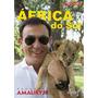 Dvd + Cd Programa Amaury Jr África Do Sul * Frete Grátis *