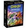 Dvd Scooby-doo! E Bionição Show - Coleção Hanna Barbera