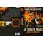Dvd Ultimate Force- Máquina Mortal, Mirko Filipovi, Original