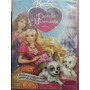 Dvd Barbie E O Castelo De Diamante