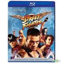 Blu-ray Street Fighter -a Última Batalha -van Damme- Dublado