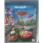 Carros 2 - Blu Ray 3d Disney Pixar