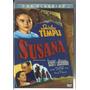 Dvd - Susana - Shirley Temple - Novo/original/ Lacrado