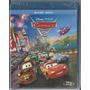 Blu-ray Carros 2 - Disney Pixar (duplo) Novo Lacrado