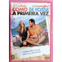 Dvd Original Como Se Fosse A Primeira Vez Com Adam Sandler