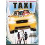 Filme Táxi - C/ Gisele Bündchen E Queen Latifah - Dvd Novo