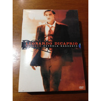 Dvd Box Leonardo Dicaprio C/ Titanic A Praia Romeu E Julieta