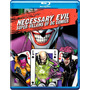 Bluray Necessary Evil Super Villains Of Dc Comics