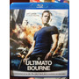 Bluray Blu-ray Ultimato Bourne Matt Damon