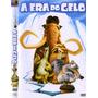 A Era Do Gelo - Dvd Novo Original Lacrado