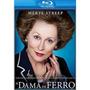 A Dama De Ferro Blu-ray Seminovo