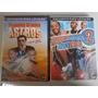 Lote 2 Dvds Pequenos Grandes Astros 1 E 2 - Original