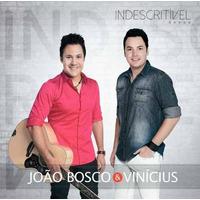 Cd Joao Bosco E Vinicius Indescritivel
