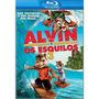 Alvim E Os Esquilos 3 Blu-ray Seminovo