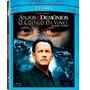 Anjos E Demônios + O Código Da Vinci 2disc Blu-ray Seminovo