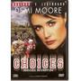 Filme Dvd Choices Escolha Do Destino Original Usado
