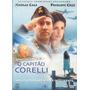 Dvd O Capitão Corelli, Filme, Usado, Romance, Guerra