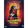 Dvd Pressentimentos E Mistérios - Agatha Christie - Lacrado