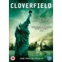 Dvd Lacrado Importado Cloverfield Regiao 2