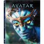 Blu-ray 3d 2d + Dvd - Avatar Edição Limitada Luva Lenticular
