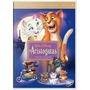 Dvd Original Do Filme Aristogatas (disney) Edição Especial