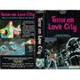 Terror Em Love City - Raro