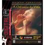 Dvd - A Odisséia Da Vida (3 Episódios) + Frete Grátis!