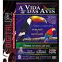 Dvd - A Vida Das Aves (3 Dvd
