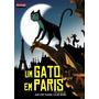 Blu- Ray Um Gato Em París