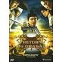 Dvd Original Do Filme O Retorno Do Dragão (jet Li)