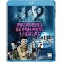 Matadores De Vampiras Lésbicas Blu-ray Seminovo