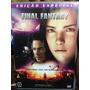Dvd Final Fantasy Spirits W Edição Especial Dupla C/ Encarte