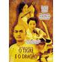 O Tigre E O Dragão - Dvd - Chow Yun-fat - Michelle Yeoh