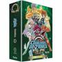 Box Os Cavaleiros Do Zodíaco Ômega - Os 4 Volumes - 13 Dvd