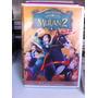 Dvd Original Mulan 2 - A Lenda Continua (lacrado)