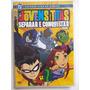 Dvd Os Jovens Titãs Separar E Conquistar Volume 1 Desenho