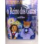 Dvd Original Do Filme O Rei Dos Gatos (lacrado)