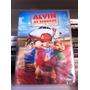 Dvd Original Do Filme Alvin E Os Esquilos (lacrado)
