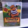 Dvd Timothy Vai À Escola - Conhecendo A Turma (lacrado)