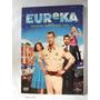 Eureka 3ª Temporada Vol.1 Box Dvd Duplo Novo Original Lacre