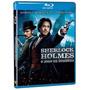 Blu-ray Original Sherlock Holmes - O Jogo De Sombras