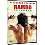 Dvd Lacrado Triplo Rambo Trilogia Sylvester Stallone