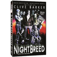 Dvd Raça Das Trevas Novo Orig Terror Clive Barker Dublado