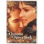 Dvd Outono Em Nova York - Seminovo Igual Novo
