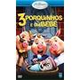 Dvd - 3 Porquinhos E Um Bebê